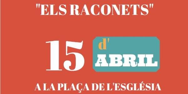 """7é Mercat de 2ª mà """"Els Raconets"""""""