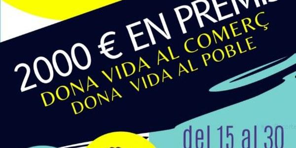 Associació de Comerciants i Empresaris Alfarràs, informen: