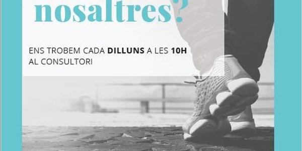 CAMINADA CADA DILLUNS, A IVARS DE NOGUERA (ORGANITZADA PEL ABS ALFARRÀS-ALMENAR)