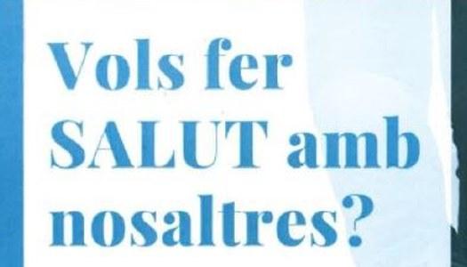 CAMINADES SALUDABLES, A PARTIR DEL 14 D'OCTUBRE, ORGANITZAT PEL CAP D'IVARS DE NOGUERA