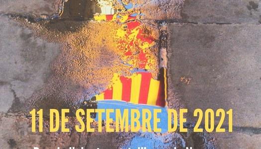 DIADA, 11 DE SETEMBRE DE 2021