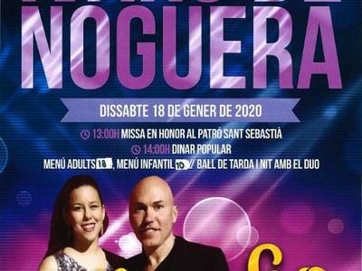 FESTA MAJOR D'HIVERN A IVARS DE NOGUERA 18.01.2020