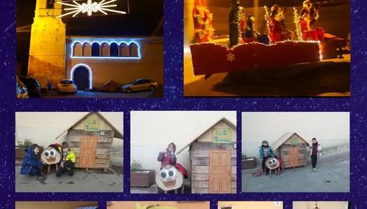 RECULL DE FOTOGRAFIES DE NADAL A IVARS DE NOGUERA