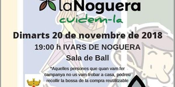 SESSIÓ INFORMATIVA SOBRE COSTOS DE LES ESCOMBRARIES IVARS DE NOGUERA 20/11/2018