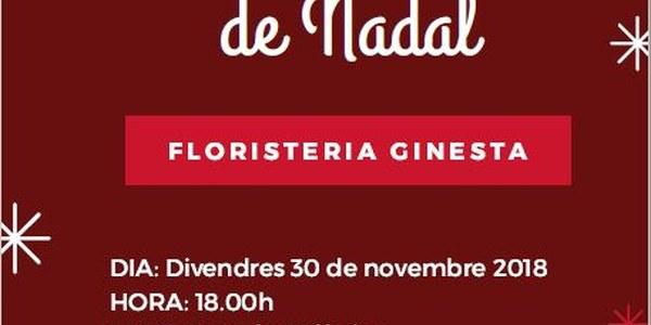 TALLER DE DECORACIÓ DE NADAL 30/11/18